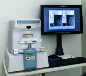 Microscopia-Especular-de-Cornea-300x263